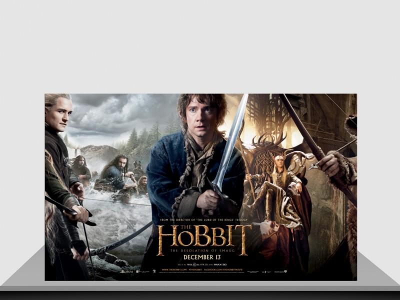 Warner Bros - Hobbit. The Desolation of Smaug""